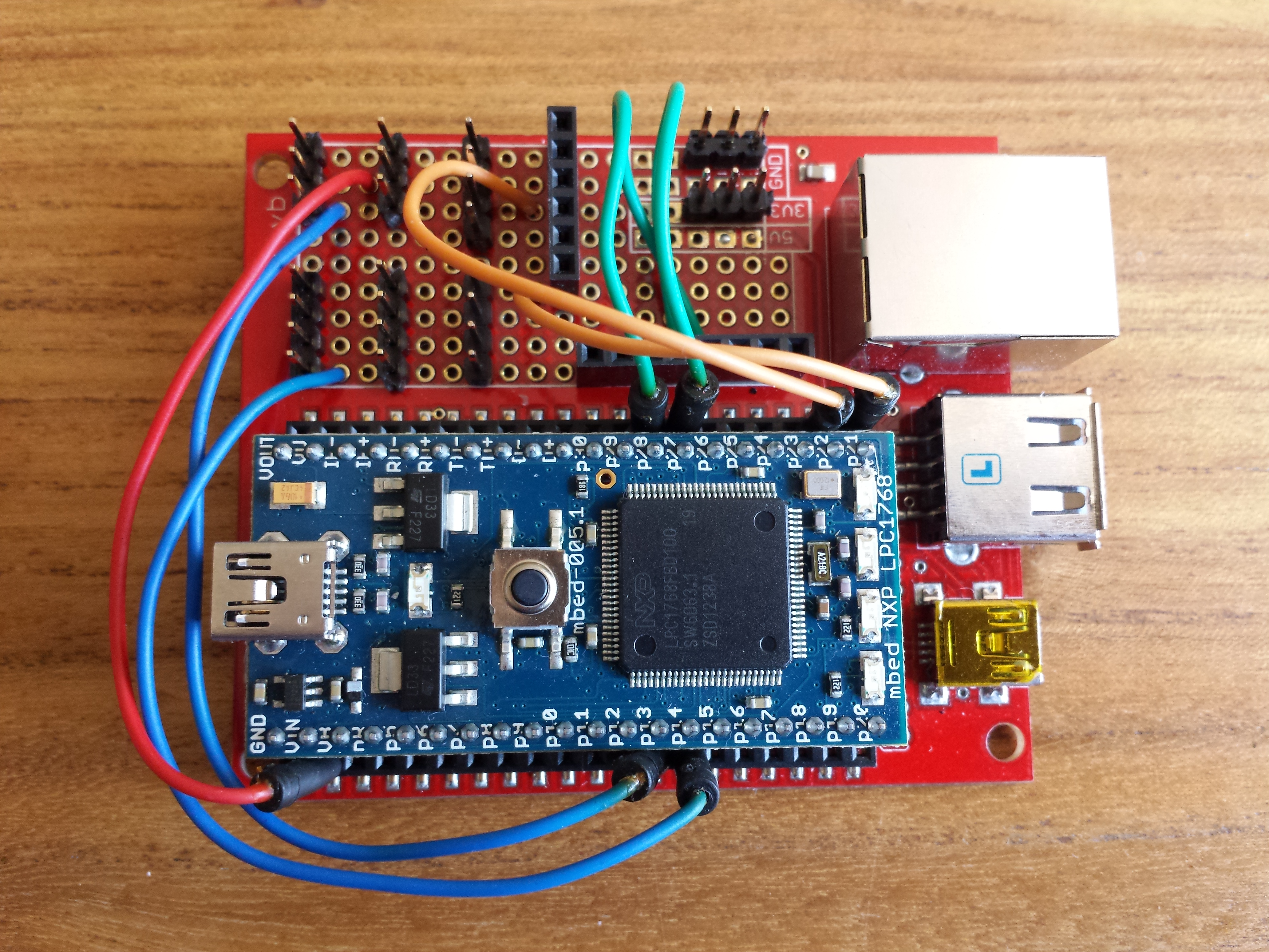 AVC – Switching from Arduino to mBed | Mostly Robots