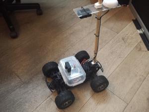 SparkFun AVC 2013 autonomous robot