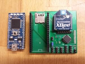 AVC 2013 mBed Custom PCB