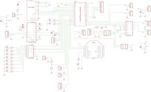 AVC 2014 controller PCB v3.2
