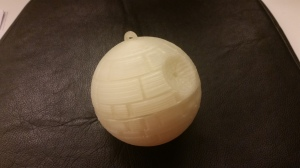 3D printed Death Star