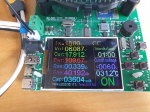 MOSFET Shield for Wemos D1 mini Power Testing 18A
